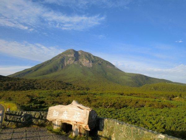 絶景の眺めに感動させられる知床のおすすめ観光スポット
