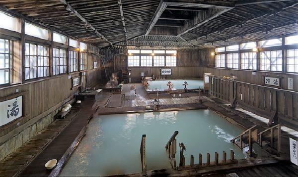 歴史の深い青森の温泉